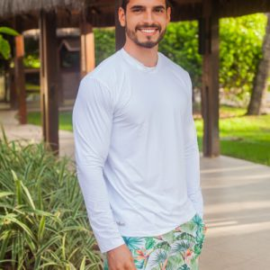 Camisa UV – Branca
