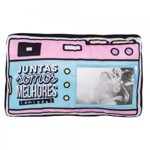 ALMOFADA COM RETRATO – MELHORES AMIGAS