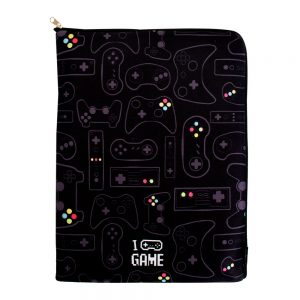 CAPA DE NOTEBOOK – GAME GEEK