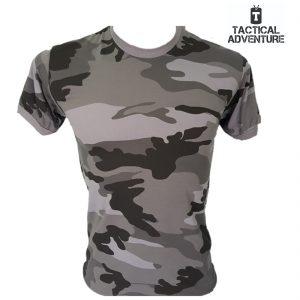 T-Shirt Adventure Camuflado Urbano