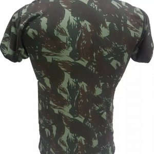 T-Shirt Adventure Camuflado dry fit