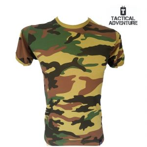 T-Shirt Adventure woordland Americano