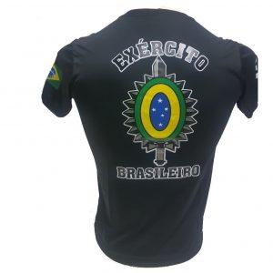 T-Shirt Exército Brasileiro Brasão