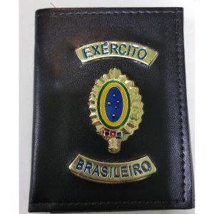 CARTEIRA EXERCITO BRASILEIRO BRASÃO